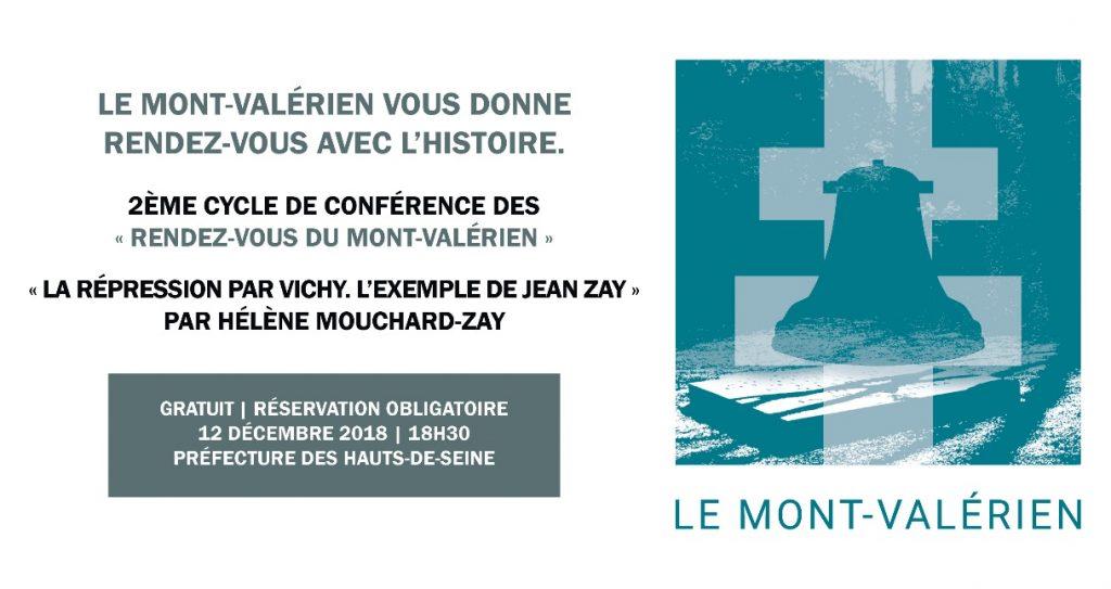 Conférence : La répression par Vichy, l'exemple de Jean Zay