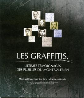Conférence au Mémorial de la Shoah autour des graffitis du Mont-Valérien