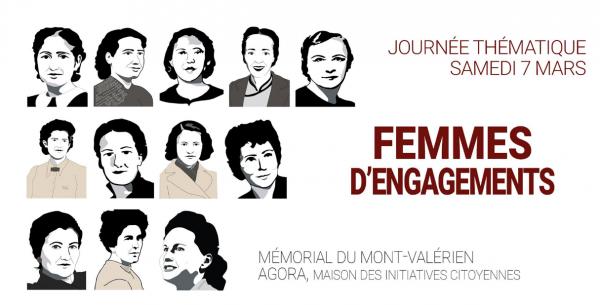 Femmes d'engagements | Journées thématiques